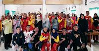 IDP Semangati Para Anggota Pasukan Pengibar Bendera Merah Putih