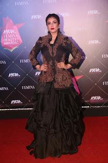 Raveena Tandon At Nykaa Femina Beauty Awards 2019