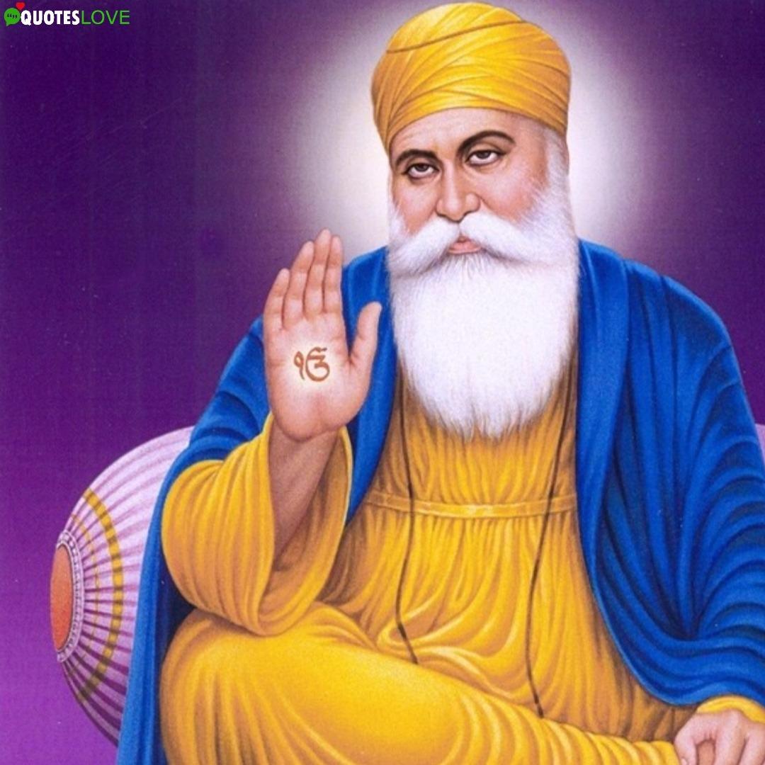 (Best) Famous Quotes By Guru Nanak | Guru Nanak Quotes