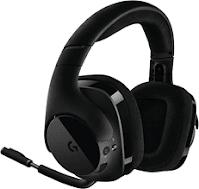 Logitech G533 headset
