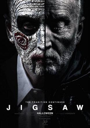 Jigsaw 2017 BRRip 720p Dual Audio