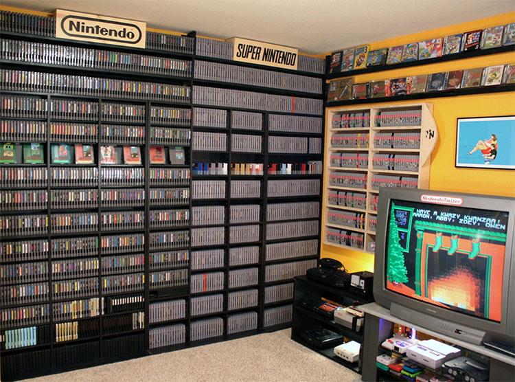 Colección Nintendo