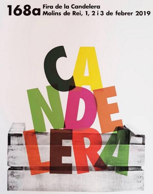 168ª Fira de la Candelera de Molins de Rei, la Candelera més gastronòmica
