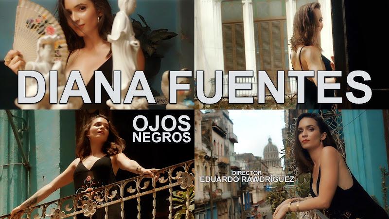 Diana Fuentes - ¨Ojos Negros¨ - Videoclip - Director: Eduardo Rawdríguez. Portal Del Vídeo Clip Cubano