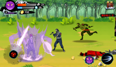 Naruto game for Android