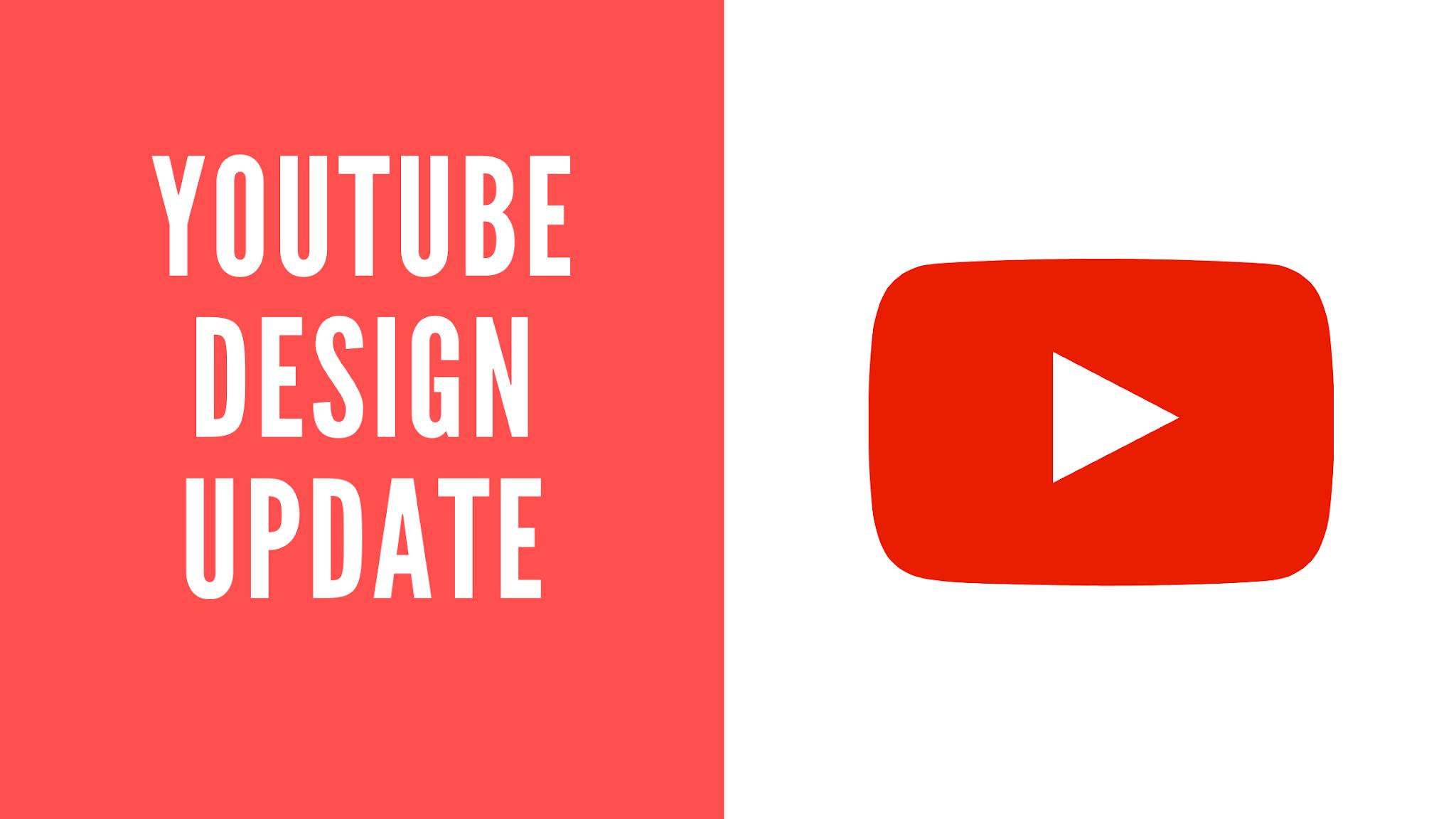 YouTube Testing Design 2021