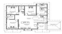 bedroom plan low budget cost floor sq kerala modern ft plans square feet single bedrooms dream lovely bathroom tips