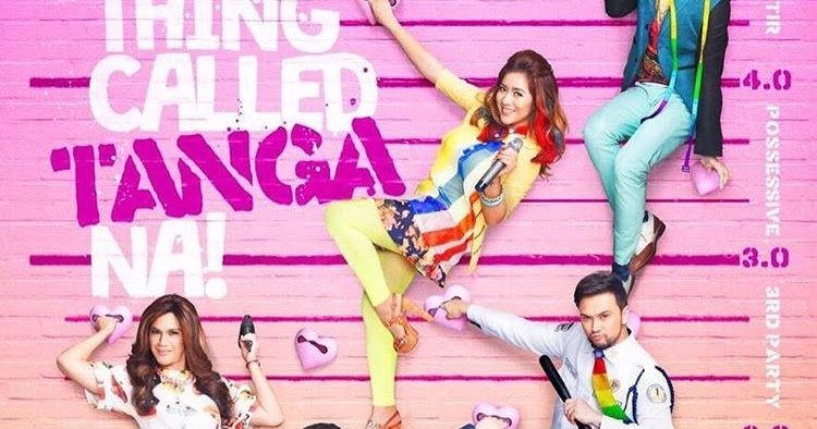 That Thing Called Tanga Na (2016) HDRip