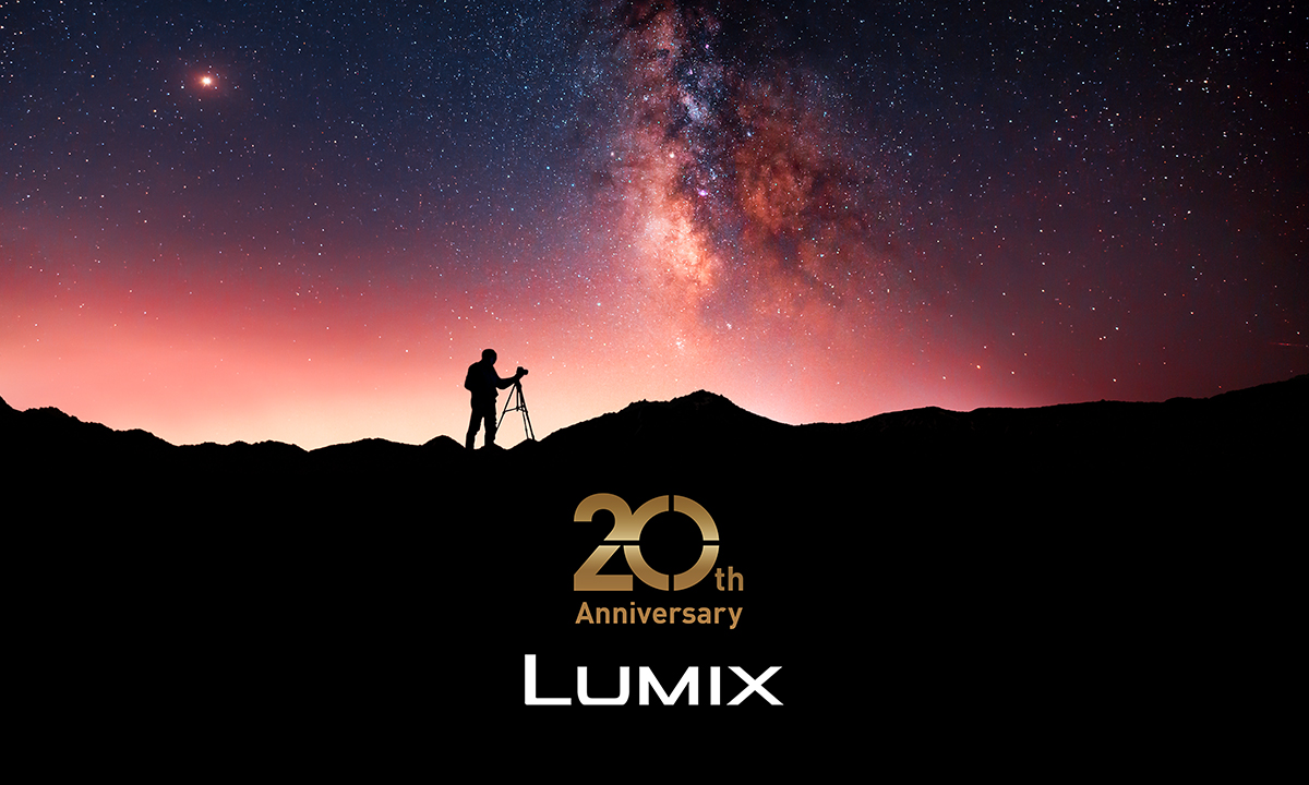 Двадцатилетие Lumix