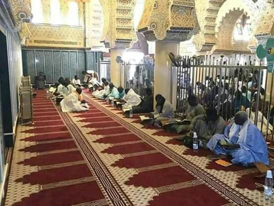 Culture, religion, musulmane, Islam, tapis, prière, mosquée, maison, événement, LEUKSENEGAL, Dakar, Sénégal, Afrique