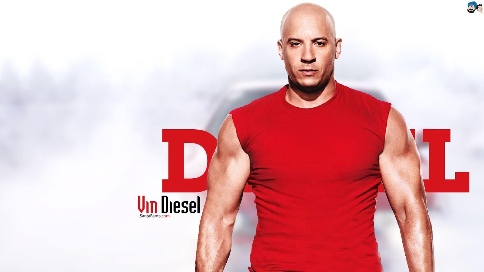 Vin Diesel HD Wallpapers Free Wallpaper