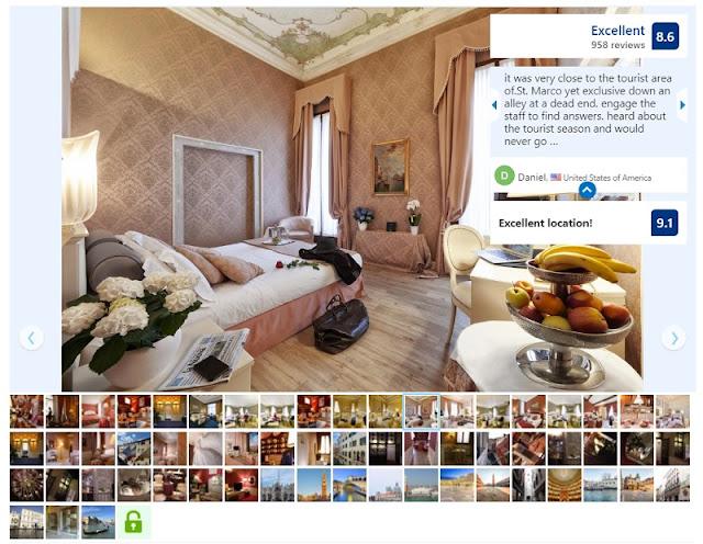 Hotel Duodo na zona turística de Veneza