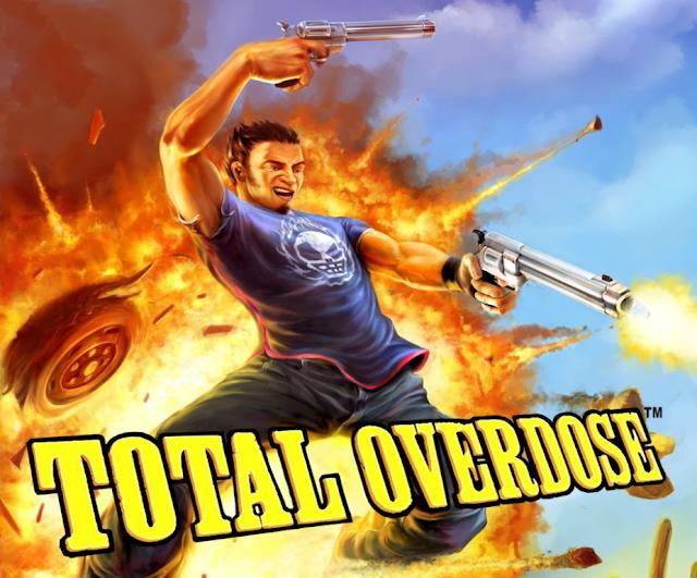 تحميل لعبة total overdose للكمبيوتر من ميديا فاير