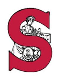 Singer sewing machines first logo