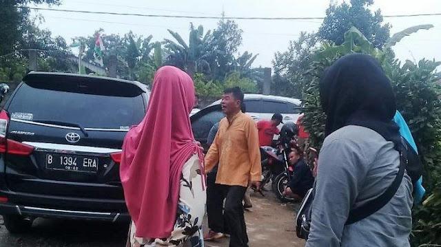 Hendak Ceramah, Mobil Ustadzah Ruqoyah Ditembak Orang Tak Dikenal di Depok