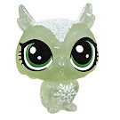 LPS Series 4 Frosted Wonderland Tube Owl (#No#) Pet