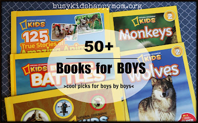books for 8 year old boys - 50+ reading books