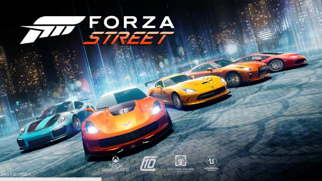 Forza Street скачать бесплатно на Android