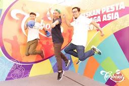 Fakta dan 4 Hal yang Saya Suka dari Olahraga di Car Free Day Jakarta