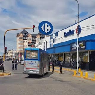 Atropellado por un colectivo de CityBus