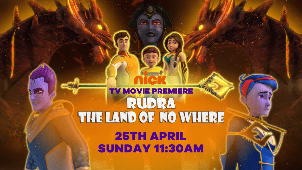 Rudra - The Land Of No Where Hindi Movie Download VootKids WEB-DL 1080p & 720p