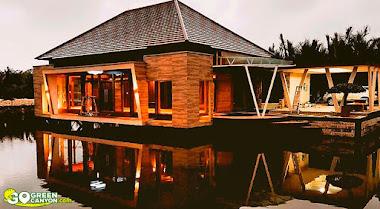woody villa pangandaran