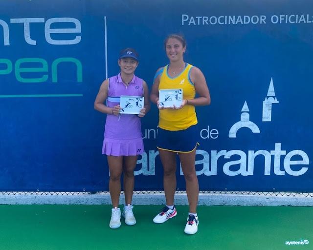Usai Jadi Runner-up di ITF Amarante, Priska Langsung Menuju Denmark Guna Ikuti Turnamen W15 Vejle