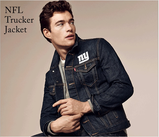 Men's NFL Trucker Jacket
