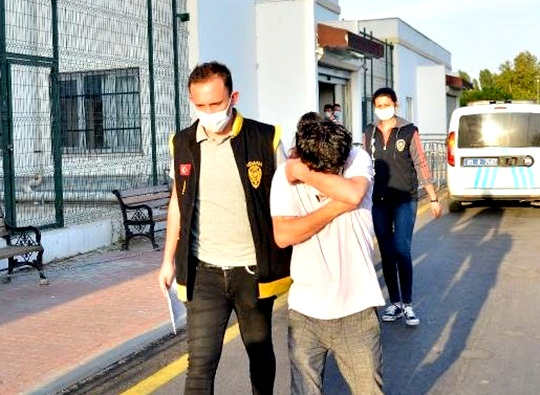 Swinger operations in 16 cities based in Adana! There are married couples among those detained