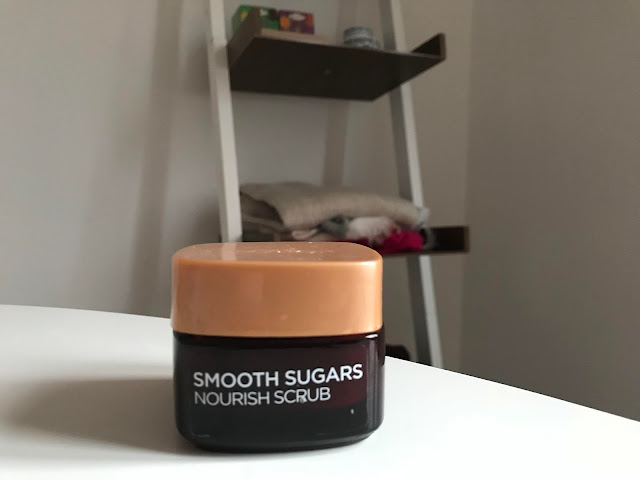 Review: L'Oreal Paris Smooth Sugar Nourish Cocoa Face and Lip Scrub