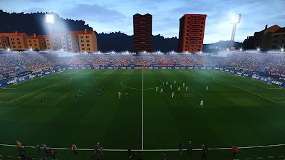 PES 2021 Ipurua Municipal Stadium