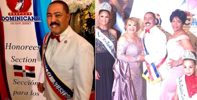 Desfile Estatal de RD en Nueva Jersey escoge a Polanco Orgullo Nuestro; lo dedica a Gonzalo