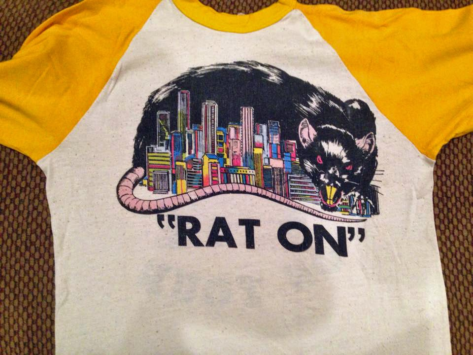 The Good Rats t-shirt