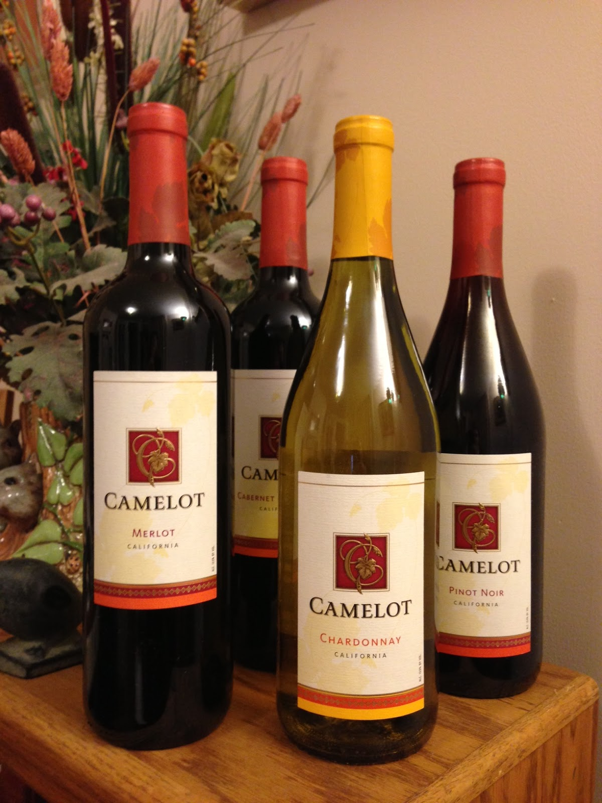Spirit Of Wine Review Camelot Vineyards Amp Winery