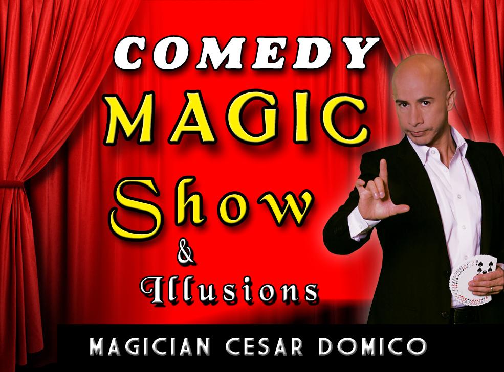 Jacksonville Magic Show