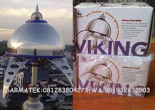Darmatek Jual Penangkal Petir VIKING Type V3 / V6