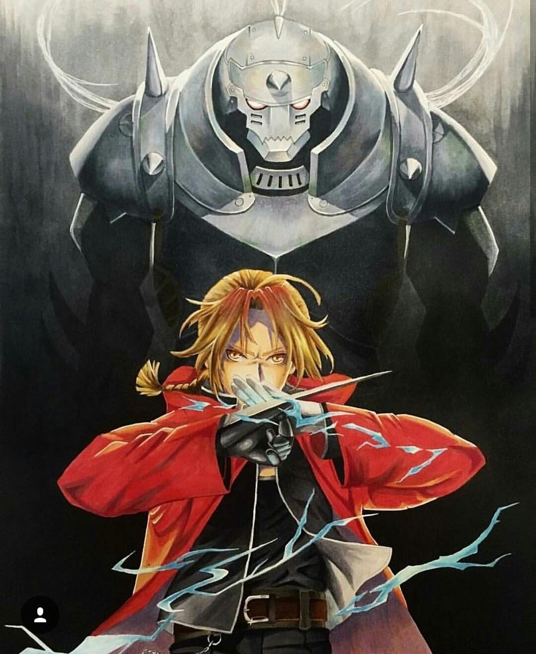Fullmetal Alchemist Brotherhood ( English Subbed )