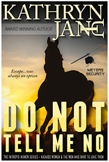 Do Not Tell Me No - book cover