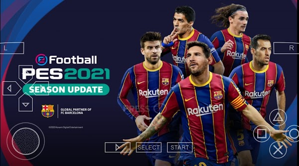 PES 2020 MYANMAR Update | PPSSPP Android Download