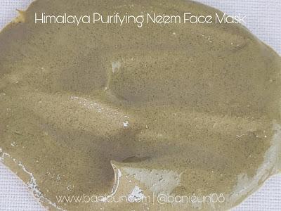 Himalaya Purifying Neem Face Mask