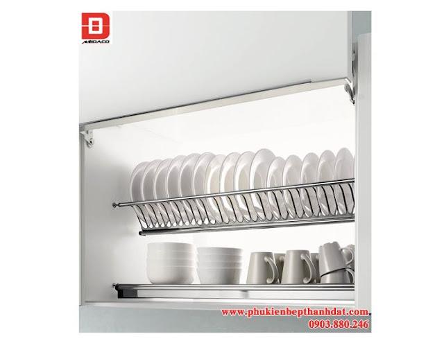 Những phụ kiện tủ bếp thiết yếu trong phòng bếp
