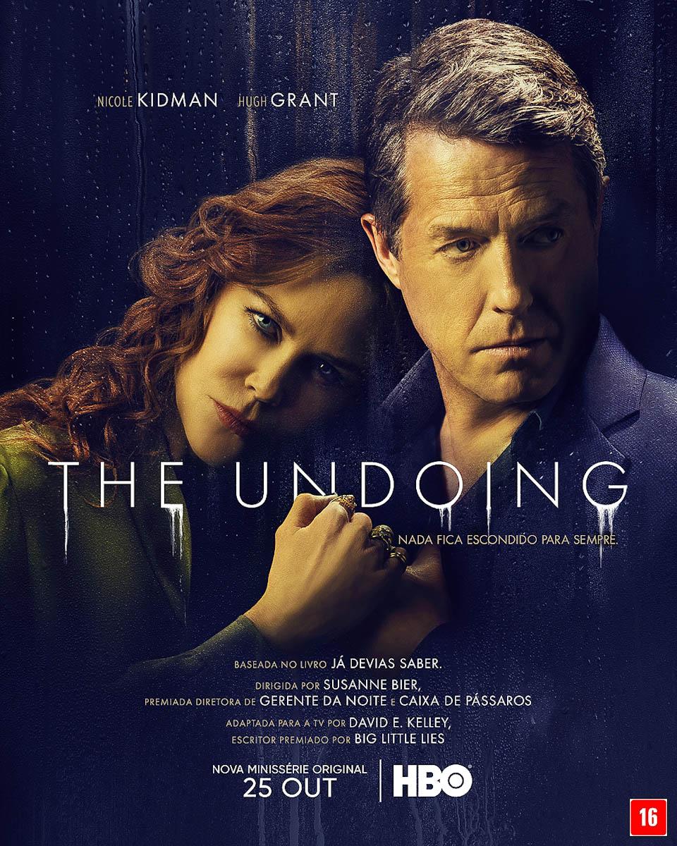 HBO divulga pôster oficial de The Undoing