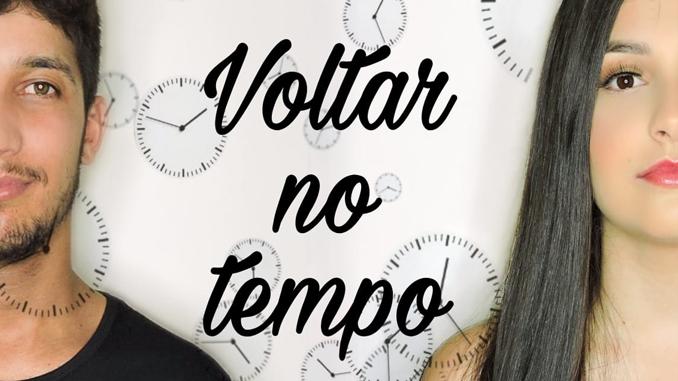 O cantor barbacenense Samuel MC, em parceria com a cantora Vitória Morais,