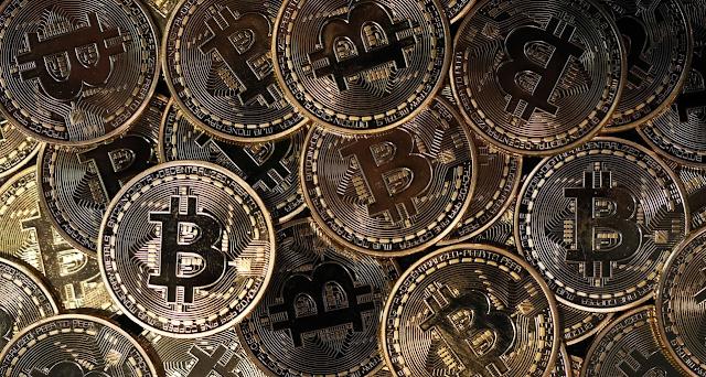 Gambar Mata Uang Bitcoin