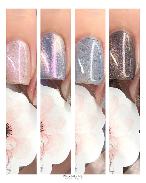 My Stunning Nail Winter Delights Collection