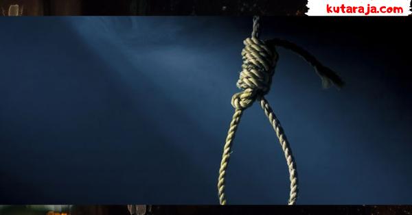 bunuh diri ilustrasi
