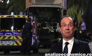 Atentatul de la Nisa e  pus pe seama ISIS