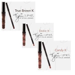 Details Product Kylie Jenner Lipstick Kit