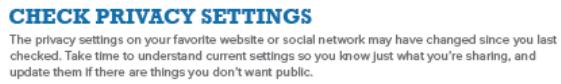 Panduan Checklist Jejak Digital