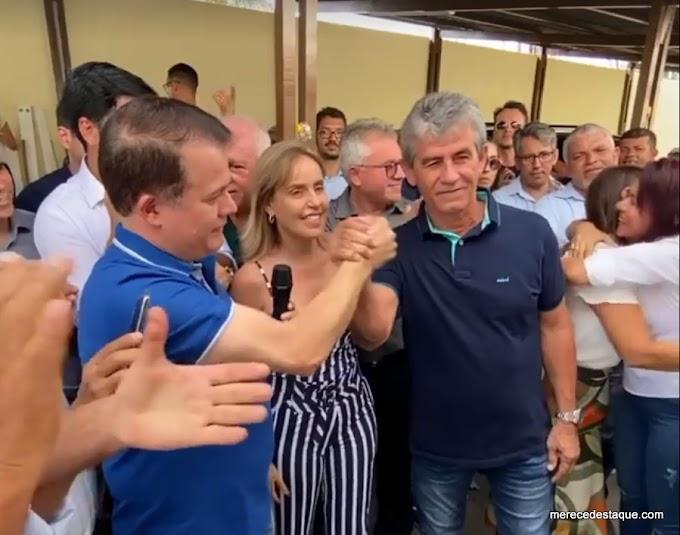 Edson Vieira confirma Dida de Nan como pré-candidato a prefeito pelo atual grupo de situação em Santa Cruz